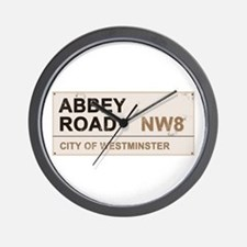 Abbey Road LONDON Pro Wall Clock