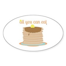 All You Can Eat Decal