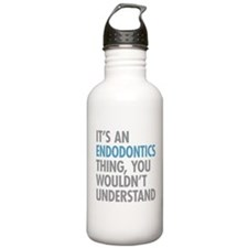 Endodontics Thing Water Bottle