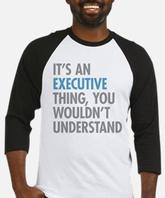 Executive Thing Baseball Jersey