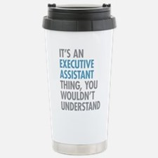 Executive Assistant Thi Stainless Steel Travel Mug