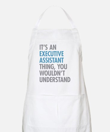 Executive Assistant Thing Apron