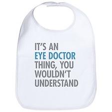Eye Doctor Thing Bib