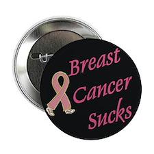 Breast Cancer Sucks Button (10 pack)