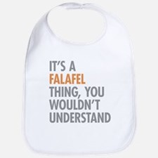 Falafel Thing Bib
