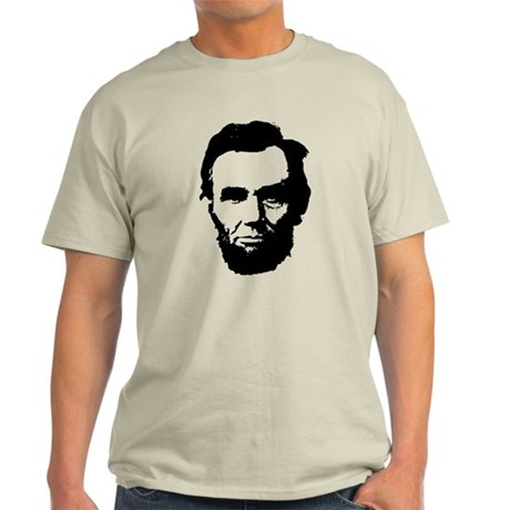 "Ash Gray ""Abe Guevara"" T-Shirt"