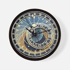 Cute Astronomical Wall Clock