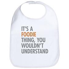 Foodie Thing Bib