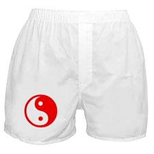 Simple Yin Yang Boxer Shorts