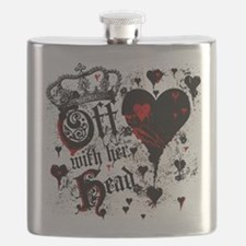 Off WIth Her Head Flask