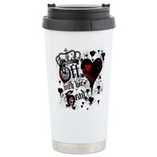 Off WIth Her Head Travel Mug