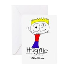 WildEyedPixie Hugs Greeting Card