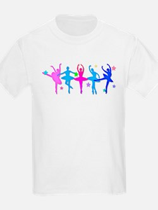 Ballet Sillouettes T-Shirt