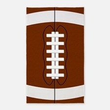 Football Area Rug