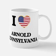 I love Arnold Pennsylvania Mug