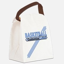 Basketball Dad Canvas Lunch Bag
