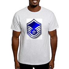 Metalic Master Sergeant T-Shirt