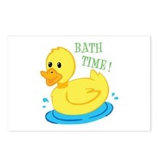 Bath Time Postcards (Package of 8)