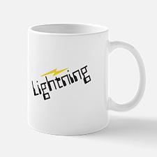 Lightning Mugs