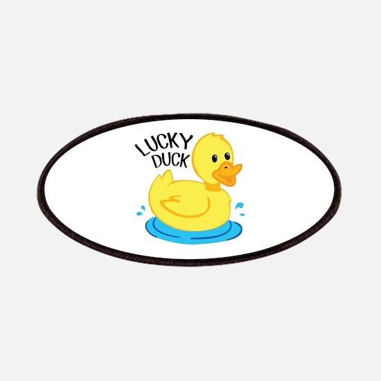 Lucky Duck Patch
