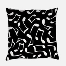 Cute Musicians Everyday Pillow