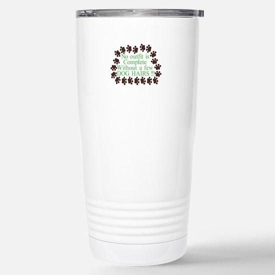 A Few Dog Hairs Travel Mug