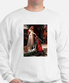 The Accolade & Cavalier King Trio Sweater