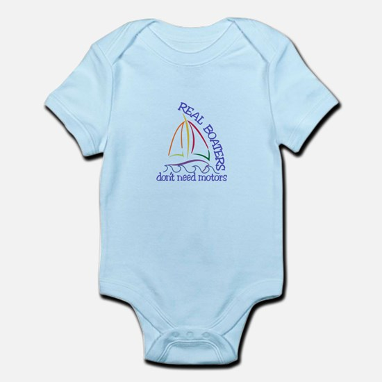 Real Boaters Body Suit
