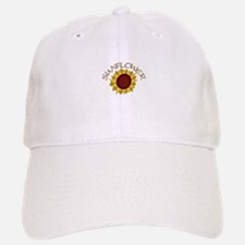 Sunflower Baseball Baseball Baseball Cap