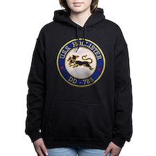USS HOLLISTER Women's Hooded Sweatshirt