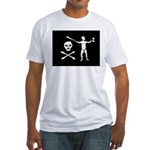 Captain Dulaien Fitted T-Shirt