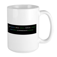 How Coder's add Caffeine to their Brain! Mugs