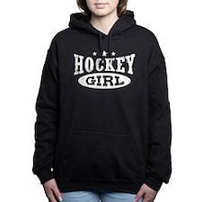 Hockey Girl Women's Hooded Sweatshirt