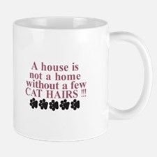 Home with Cat Hairs Mugs