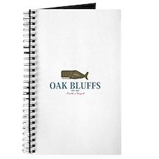 Oak Bluffs - Martha's Vineyards. Journal