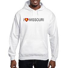 I love Missouri Hoodie
