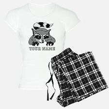 Raccoon (Custom) Pajamas