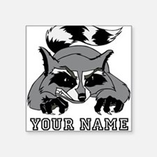 Raccoon (Custom) Sticker
