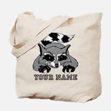 Raccoon (Custom) Tote Bag