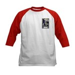 DOGS IN FASHION Kids Baseball Jersey