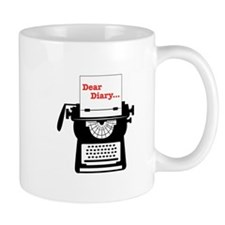 Dear Diary Mugs