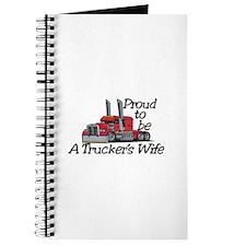 Truckers Wife Journal