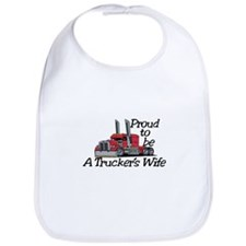 Truckers Wife Bib
