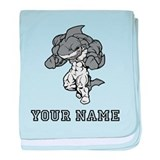 Shark mascot custom Cotton