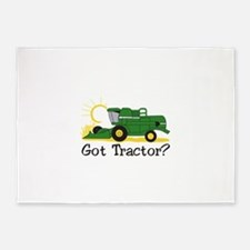 Got Tractor? 5'x7'Area Rug