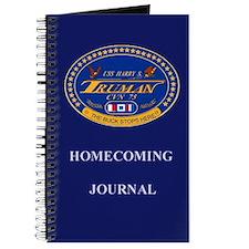USS Harry S Truman Homecoming Journal