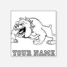 Mean Bulldog (Custom) Sticker