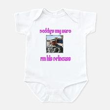 Hero_Princess Infant Bodysuit