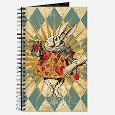 Unique Alice wonderland Journal