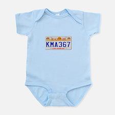 KMA 367 Body Suit